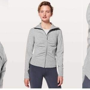 Lululemon Gather Up Jacket.
